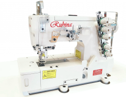 Coverstitch and chain stitch sewing machines