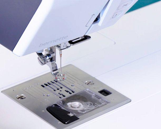 Siuvimo masina bernette b79_siuvinėjimo pėdelė