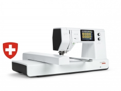 Kompiuterizuota siuvimo-siuvinėjimo mašina bernette b79