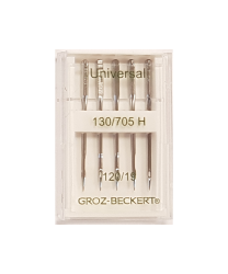 Adatos buitinei siuvimo mašinai GROZ-BECKERT (5 vnt. Nm.120)