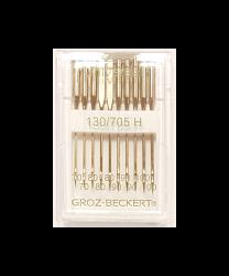 Skirtingų storių adatos GROZ-BECKERT (rinkinys 10 vnt.)