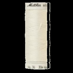 Stiprūs siūlai Mettler Extra Strong (spalva 1000, pieno)