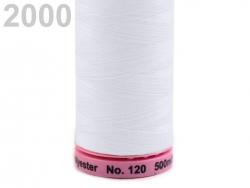 Siuvimo siūlai Amann ASPO (spalva 2000, balta)