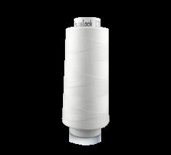 Siuvimo siūlai Amann Mettler Trojalock (spalva 1000, pieno)
