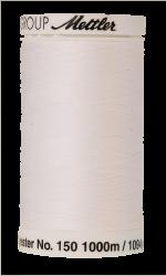 Siuvimo siūlai Mettler BOBBINETTE (spalva 2000, balta)