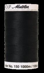 Siuvimo siūlai Mettler BOBBINETTE (spalva 4000, juoda)