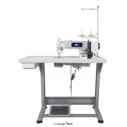 TEXI TRONIC 1 NEO PREMIUM pramoninė tiesiasiūlė siuvimo mašina su integruotu servo varikliu ir adatos pozicionavimu