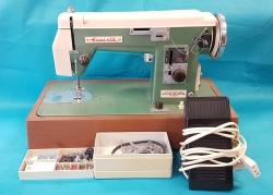 (Naudota) LUCZNIK siuvimo mašina