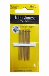 Rankinės siuvimo adatos JJ13502