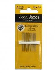 Rankinės siuvimo adatos JJ13510