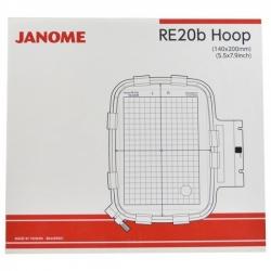 Lankelis siuvinėjimui RE20b Janome MC500E, MC550E (14 cm x 20 cm)