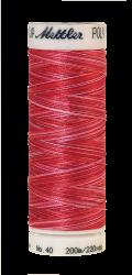 Melanžiniai siuvinėjimo siūlai Mettler Poly Sheen Multi (spalva 9405)