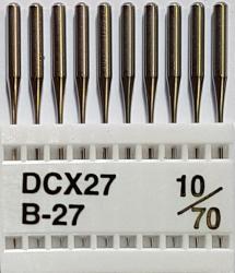Overlokams DCx27