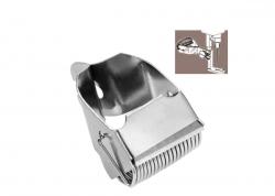 Siūlo nukirpimo prietaisas (pramoninei siuvimo mašinai)